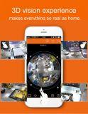 Горячая продавая камера электрической лампочки камеры Fisheye Vr 360 градусов
