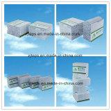 Tipo material armazenamento dos painéis de sanduíche do EPS Cemnet da resistência de incêndio do painel do metalóide do armazém