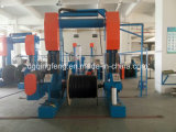 Linha de produção da bainha do cabo distribuidor de corrente XLPE