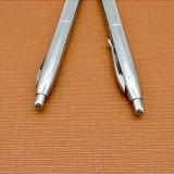 Hôtel Slim Pen Steel Stylo en métal avec logo personnalisé cliquez Stylo (LT-E080)