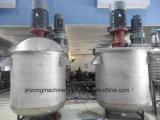 Réservoir d'acier inoxydable avec l'agitation et l'agitateur de dispersion