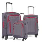 2018 Carro de poliéster de moda el equipaje de viaje con una buena calidad