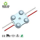 ABSチャネルの印のためのプラスチックカバーSMD 2835/5050/5630/5730 LEDモジュール