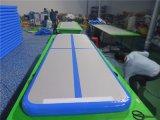 安い卸し売り浮遊ヨガのマットの膨脹可能な体操のマットの空気トラック