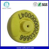 De Dierlijke Markeringen van het Oor van de Identificatie RFID 125kHz