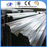 중국 제조소 Ribbed 금속 지면 Decking 장