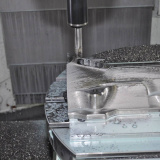 La commande numérique par ordinateur en plastique de usinage de prototypes en métal de prototypage tournée partie des pièces de machine de tour