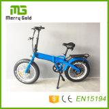 Малая тучная автошина e велосипед электрический велосипед складывая Ebikes с спрятанным E-Велосипедом Китая батареи для взрослого