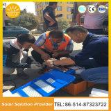 Recomendar alto la iluminación solar solar de las luces de calle LED con la batería poste