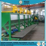 500-1000kg/h del tubo de plástico HDPE cuadro puede Lavadora