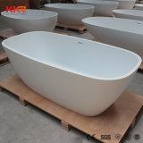 Твердой поверхности в европейском стиле отдельно стоящие ванны