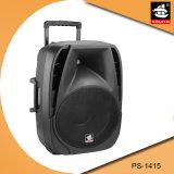 15 Zoll Berufs-PA-Systems-Plastik-DJ-passiv-Lautsprecher