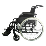 スポークの車輪、鋼鉄手動車椅子Kbw953lqc