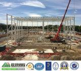 La construcción de prefabricados modulares Casa galpón Taller de la estructura de acero