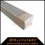 Ral9010 Opgezette Oppervlakte van het Witte de Geschilderde LEIDENE van het Aluminium Profiel van de Strook (ALP1707)