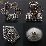 2017 juguetes magnéticos mágicos de la bola del dólar de las bolas 216PCS de la más nueva manera