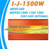 Convertisseur solaire I-J-1500W-12V/24V-220V d'UPS 1500W 12V/24V/48V 220V/230V