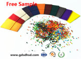 Injection Grade HDPE Plastic Color Masterbatch Additive Plastic