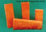 Briques de magnésie