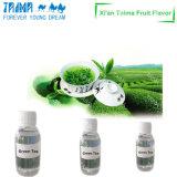A alta concentração de Chá Verde Sabor líquido/Sabor/de aromatizantes para líquidos de cigarros/Sumo Vape