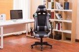 작풍 조정가능한 고도 머리 받침과 허리를 가진 높은 후에 PC 컴퓨터 의자를 경주하는 인간 환경 공학 도박 의자
