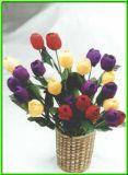 Feder-Blume