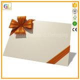 2017 impresión de la tarjeta del regalo de la Navidad, impresión de la tarjeta de felicitación