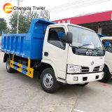 Dongfeng 5tonsの小さい小型軽いダンプのダンプカーのダンプトラック