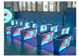 Indoor Digital P10 plein écran LED de couleur Poids léger