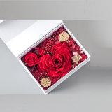 Regalo del fiore di promozione di modo per il biglietto di S. Valentino di natale