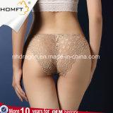호화스러운 투명한 빈 레이스 여자 숙녀 섹시한 브라질인을%s 낮은 허리 가죽끈