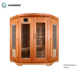 Sunrans 4 person Home Infrared sauna Room Sr1p004
