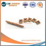 Inserts de carbure de tungstène CNC Indexable