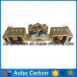 sostenedor de cepillo de carbón 25X32 para el cepillo de carbón del generador de viento