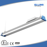 Tubo Highbay LED 140lm/W 100W Lámpara lineal LED 150W de 1200mm