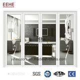 De binnenlandse Prijs van de Deur van het Glas van het Aluminium van de Onderbreking van de Deuren van het Glas Thermische