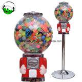 Geld-Süßigkeit-Zufuhr Gumball Maschinen-Profit-Plastikkugeln Gumball Maschine