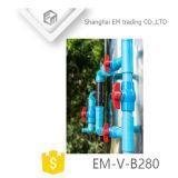 Vera valvola a sfera del sindacato del PVC per il rifornimento idrico (EM-V-B280)