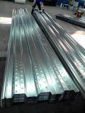 Strato ondulato del tetto dell'acciaio bianco per il soffitto per Builing