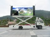 Het Mobile Van Truck Car LEIDENE VideoScherm