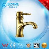 Salle de bains articles sanitaires du bassin de robinets en laiton Mixer (BM-10415G)