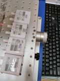 Mejor Marca ampliamente el uso de los metales marcadora láser de fibra de PVC ABS PEC