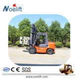 PAPER scooter Clamp Forklift with Japan Diesel engine 1,5 -10tons optional