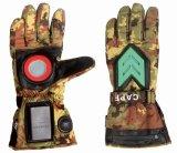 Verkehrs-Handschuh für Verkehrspolizei mit strahlen Licht und Wärme aus