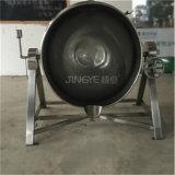 Inclinazione della caldaia rivestita elettrica dell'acciaio inossidabile
