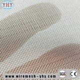 Engranzamento de fio tecido do aço inoxidável
