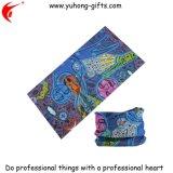 Polyester Microfiber Sport-folgende Schals 100% (YH-HS043)