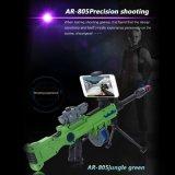 새로운 도착 총격사건 게임 선수 이동 전화 통제되는 APP 지능적인 게임 장난감 Ar는 판매를 위해 총으로 쏜다