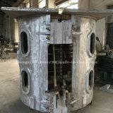 2ton forno di fusione di induzione di frequenza dell'SCR Meduim per acciaio/ferro