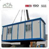 Sándwich de prefabricados modulares personalizados Casa Contenedor para oficina